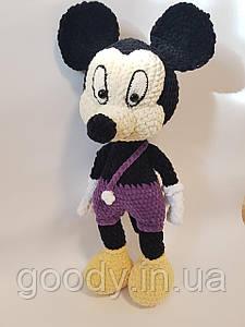 М'яка іграшка Міккі Маус із плюшевої пряжі 45 cm