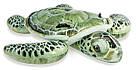 Пляжный надувной матрас плот Intex для плавания черепаха, фото 2