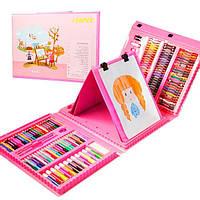 Детский художественный  набор для рисования и творчества Art set   (0709001)