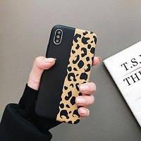Резиновый чехол для iPhone 7