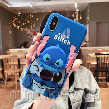 Силиконовый чехол для iPhone 8 Plus