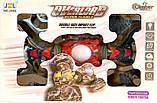 Трюковая машина-трансформер, перевёртыш, джип, подсветка, вездеход на радиоуправлении  Hyper Tunble Overlord, фото 9