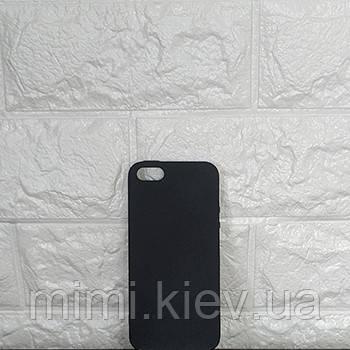 Силиконовый чехол для iPhone SE