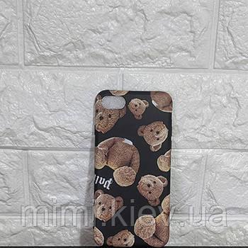 Резиновый чехол для iPhone 8