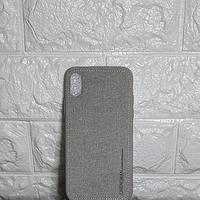 Тканевый чехол для iPhone X