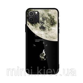 Стеклянный чехол для iPhone X