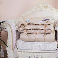 Одеяло двухспальное Евро 195х215см/Одеяло Pure Wool/Одеяло ARDA/Одеяло на овчине/Ковдра вівняна