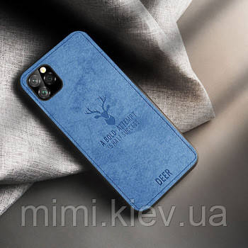 Тканевый чехол для iPhone 11 Pro Max