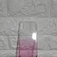 Силиконовый чехол для iPhone Xs