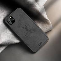 Тканевый чехол для iPhone 11