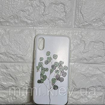 Резиновый чехол для iPhone X