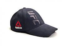 Кепка UFC Reebok темно-синяя рибок юфс