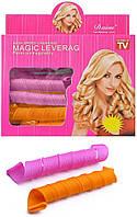 Волшебные бигуди для длинных волос Magic Leverag 18 шт.