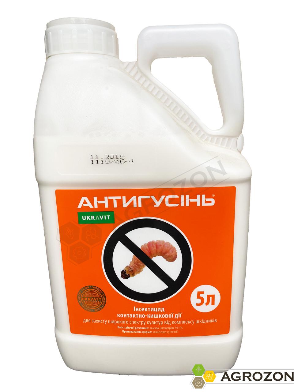 Инсектицид Антигусень (Карате Зеон) Укравит - 5 л