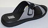 Сабо мужские кожаные от производителя модель ГЛ106, фото 5