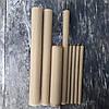 Свеча из пчелиного воска, медовая 26 см. D - 2 см. из натуральной вощины, фото 2