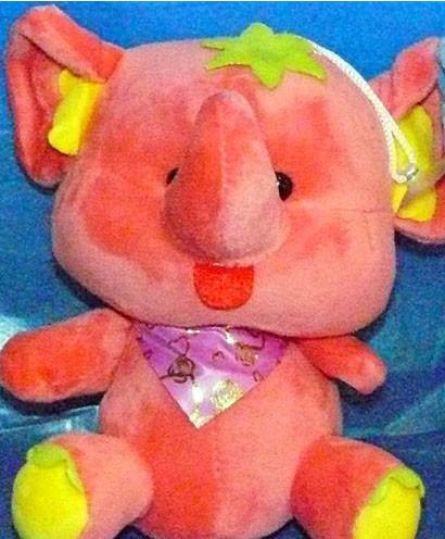 Мягкая игрушка Слоник сидит