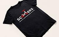 Дизайн логотипа TIGERSCOOTERS по аренде скутеров, самокатов и велосипедов