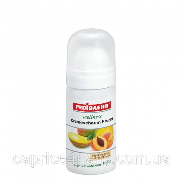 Фруктовая крем-пенка для ног с маслом манго и персиковым маслом, 35 мл, Baehr, 10984