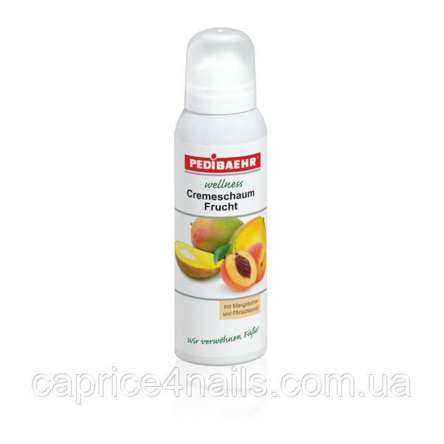 Фруктова крем-пінка для ніг з маслом манго і персиковим маслом, 125 мл, Baehr