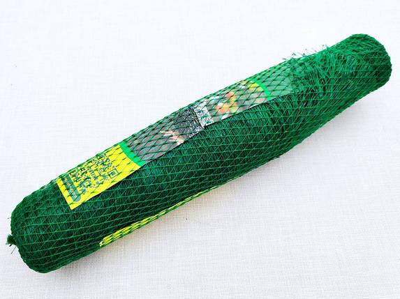 Захисна сітка від птахів Nortene зелена, (4х5м), фото 2