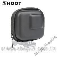 Противоударный защитный чехол кейс футляр для хранения экшн камер GoPro, SJCAM, Xiaomi / FR88 Черный
