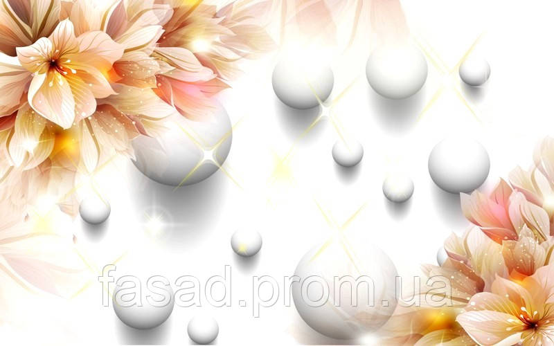 Фотошпалери 3D шпалери з фото друком Код-10605