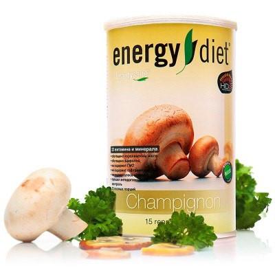 Суп Грибы Енерджи Диет Energy HD быстро похудеть без диет специальный набор натуральных компонентов Франция
