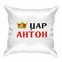 Подушка з іменем Антон Код-12319-106503