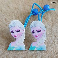 Набор резинок Elsa для девочки, 2 штуки