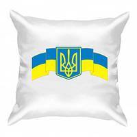 Подушка з Гербом України Код-12092-100012