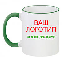 Кружка з вашим фото, логотипом, текстом Код-12143-111599