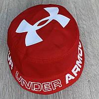 Панама летняя  Under Armour Цвет красный