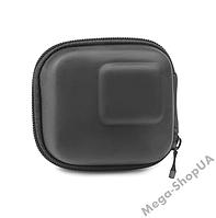 Противоударный защитный чехол кейс футляр для хранения экшн камер GoPro, SJCAM, Xiaomi / FR89 Черный