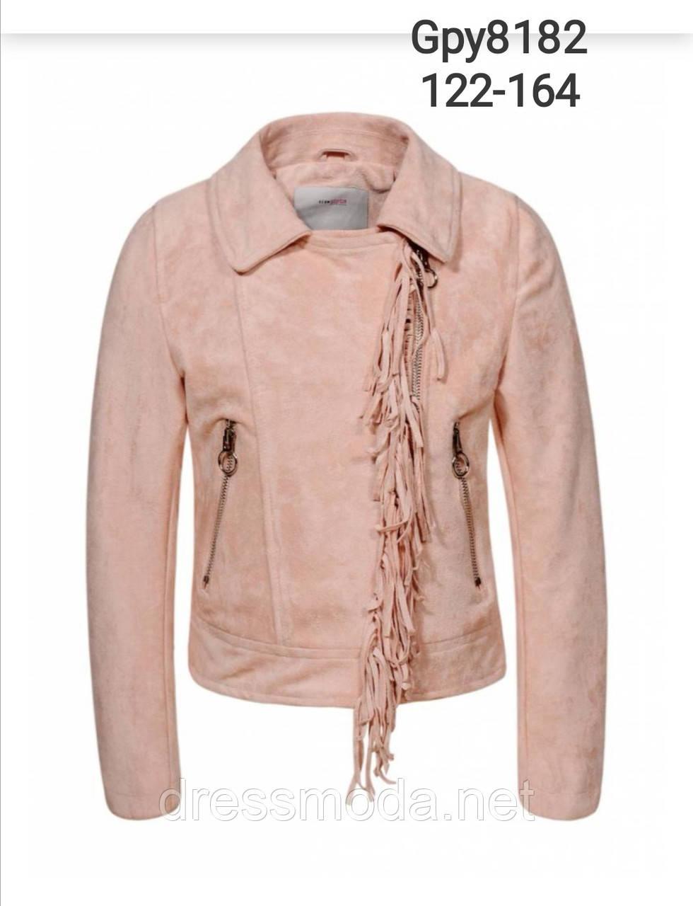 Куртки для девочек Glo-story 122/128-158/164  p.p.