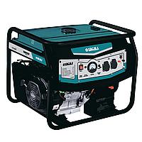 Генератор бензиновый 5.0/5.5кВт 4-х тактный ручной запуск SIGMA (5710461)