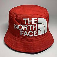 Панама летняя The North Face Цвет красный, фото 1