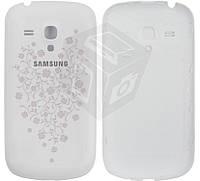 Задняя крышка батареи для Samsung Galaxy S3 mini i8190, оригинал (белый)