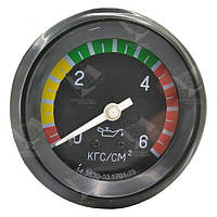 Указатель МД-219 давления масла 6 АТМ механический МТТ-6 МТЗ, ЮМЗ-6, Т-40, Т-25, Т-16, фото 1