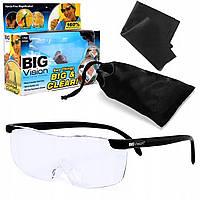 Увеличительные очки-лупа BIG VISION 160% для рукоделия