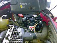 Установка фильтров сепараторов Renault Master, Kangoo, Trafic