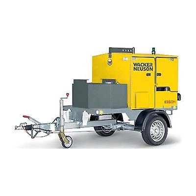 Устройство для прогрева почвы и бетона E350M Wacker Neuson