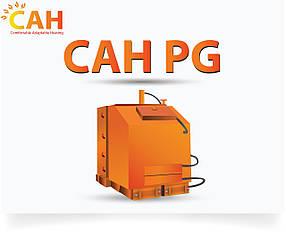 CAH PG промышленный твердотопливный котёл длительного горения мощностью 150 кВт