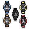 Часы мужские наручные S- SPORT Yonix orange, фото 3