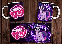 """Чашка """"My little pony"""" №2"""