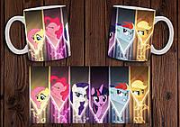 """Чашка """"My little pony"""" №3"""
