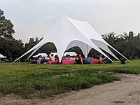 Шатер для свадьбы - Двухкупольный на 50 человек