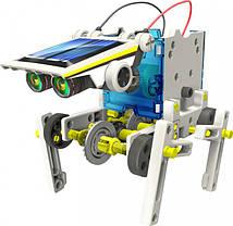 Робот на солнечной батарее SOLAR ROBOT 14 В 1, фото 3