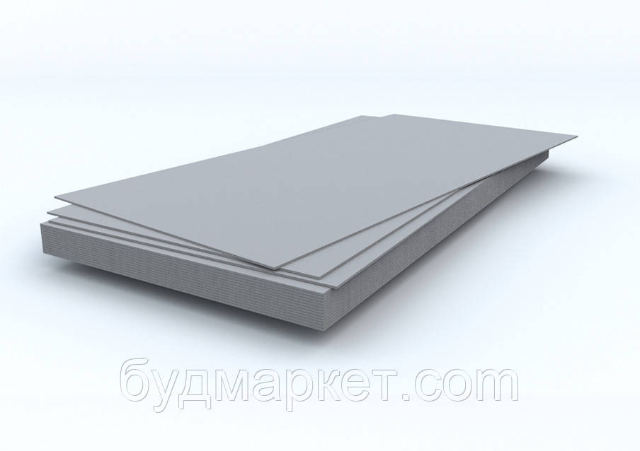 Шифер плоский серый 1,20м*1,75м *8мм