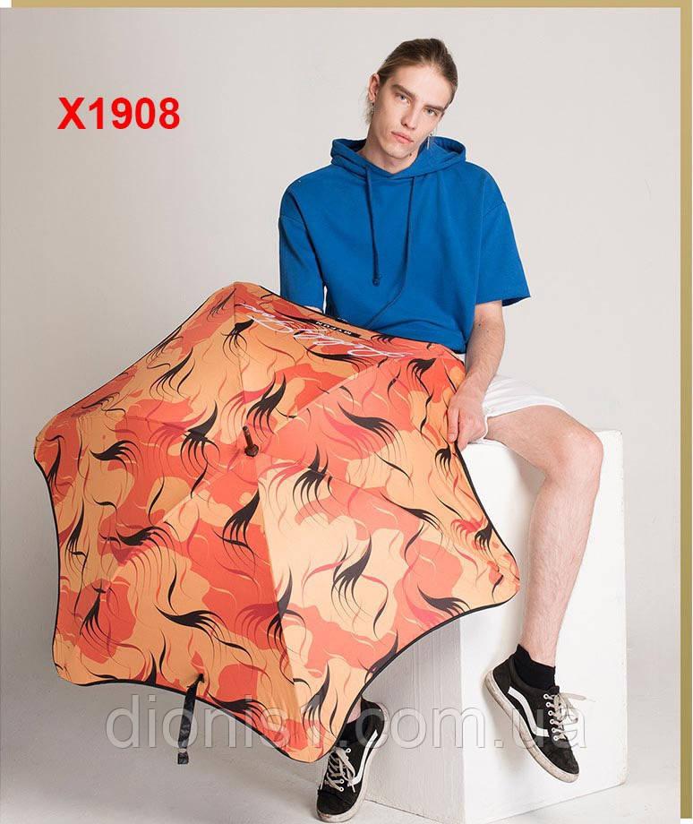 Мужской зонт плотный